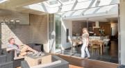 Fenster raus, Glas-Faltwand rein: Mehr Licht fürs eigene Zuhause