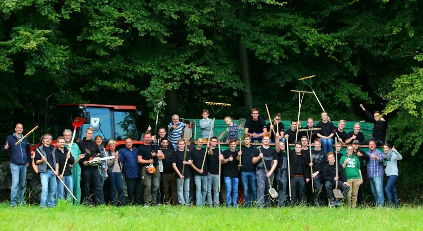 Freiwilligentag 2015