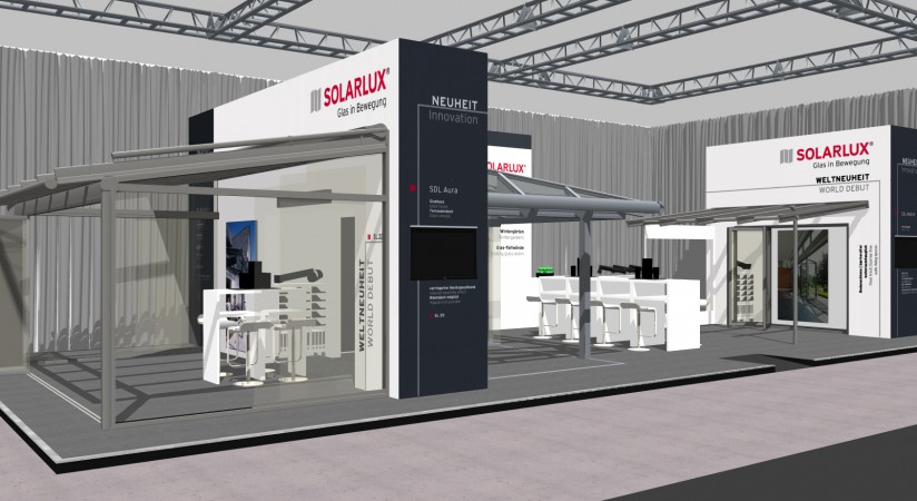 Messestand R+T