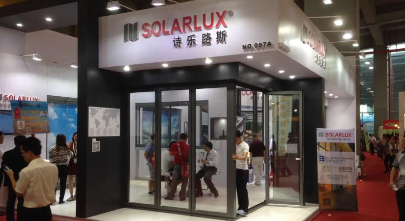 Solarlux Messe international