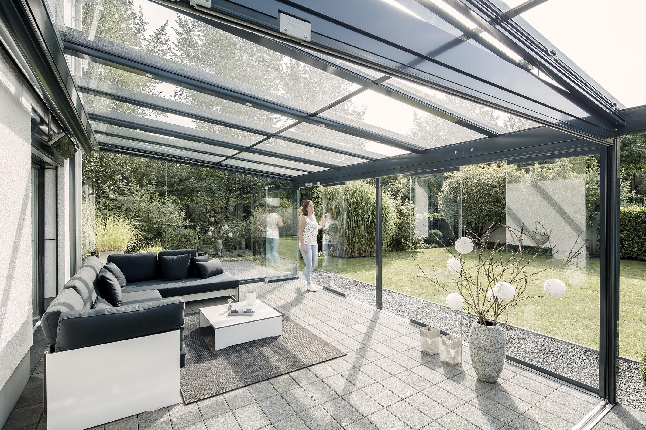 Am kommenden Wochenende: Terrassentage bei Solarlux - Solarlux Blog
