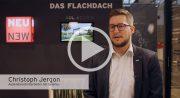 Im Interview: Christoph Jergon zum neuen Terrassendach SDL Acubis