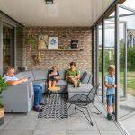Passivhaus in Wierden;