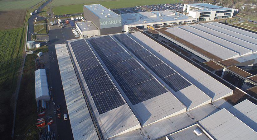 Photovoltaik auf dem Campus